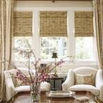 Cortinas Romanas de Bambu