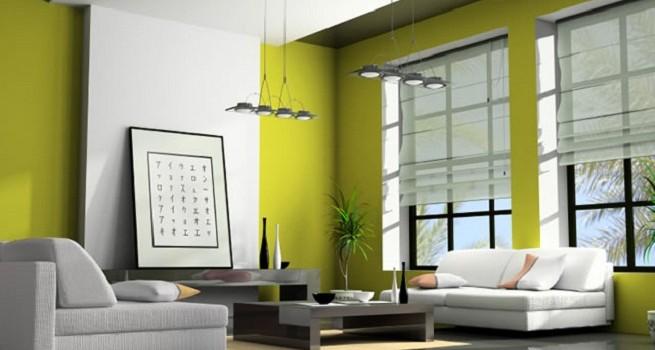 Cortinas Romanas en ambientes minimalistas